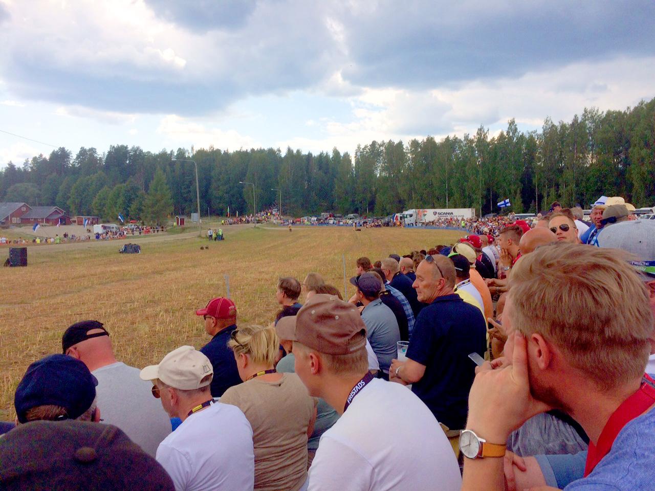 Neste Jyväskylä MM-ralli VIP
